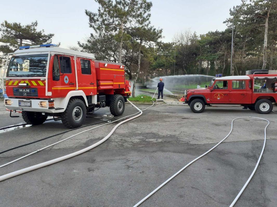 O Dobrovoljnom vatrogasnom društvu Sušak-Rijeka