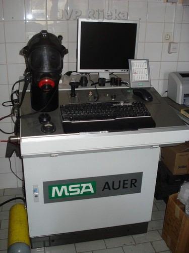 Servis izolacijskih aparata