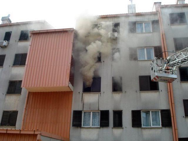 Požari u stambenim objektima