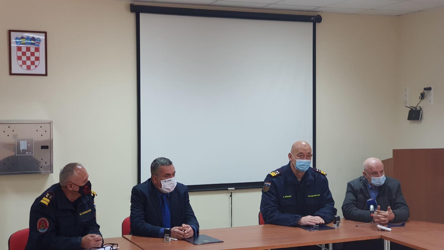 Sporazum Vatrogasne zajednice PGŽ i Veleučilišta u Rijeci